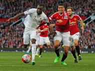Manchester United-Liverpool (Reuters/ Phil Noble)