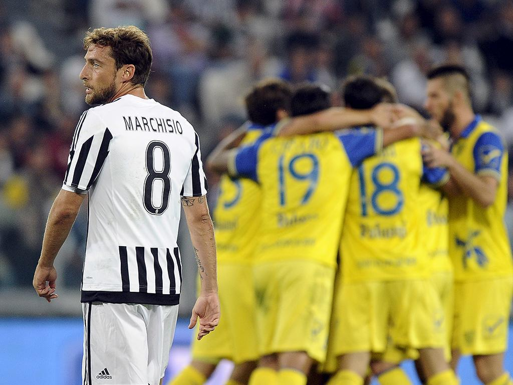 Juventus-Chievo (REUTERS/ Giorgio Perottino)