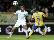 Arouca-FC Porto (LUSA/ Estela Silva)