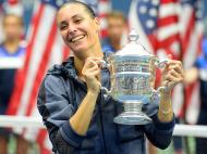 US Open: Flavia Pennetta vence Roberta Vinci (REUTERS/ Eduardo Munoz)