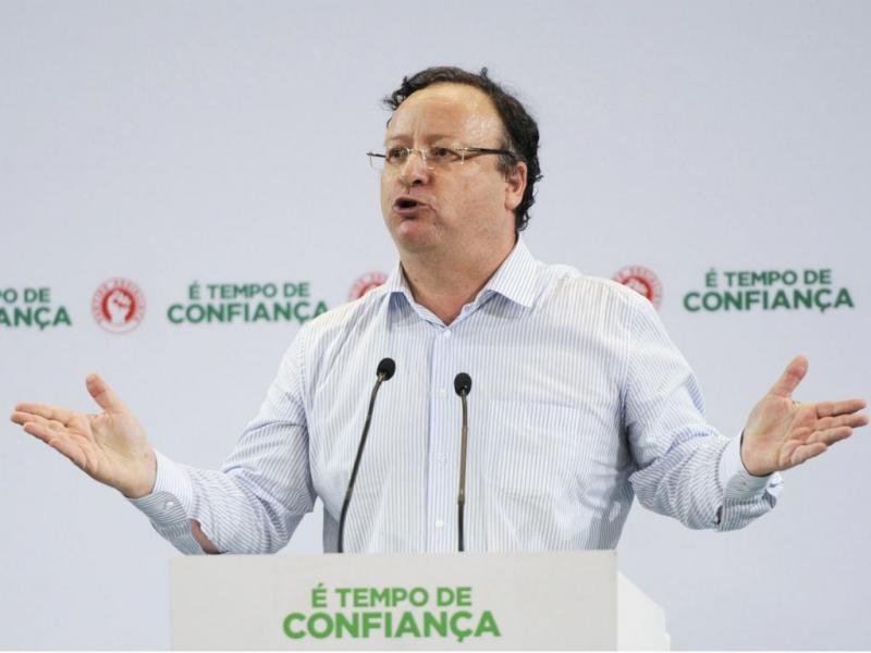 Francisco Assis - Pré-campanha do PS em Matosinhos