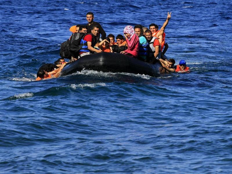 Migrantes [Reuters]