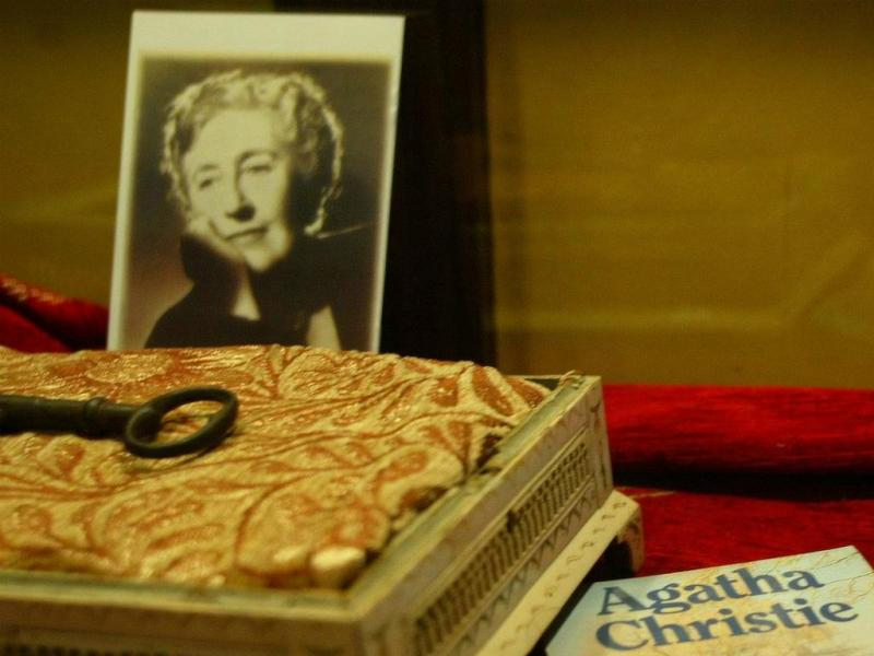 Agatha Christie (Stringer/Reuters)