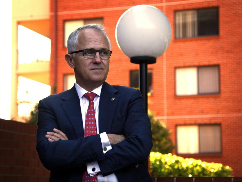 Malcom Turnbull (David Gray/Reuters)