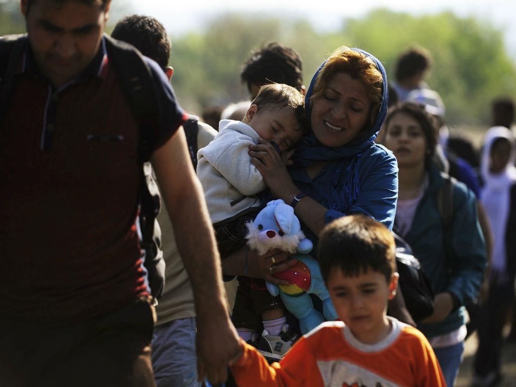 Refugiados [Foto: Reuters]