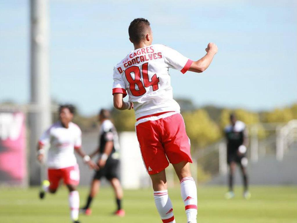 Youth League: Benfica-Astana [Foto: Benfica]