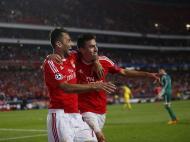 Benfica-Astana (Reuters)