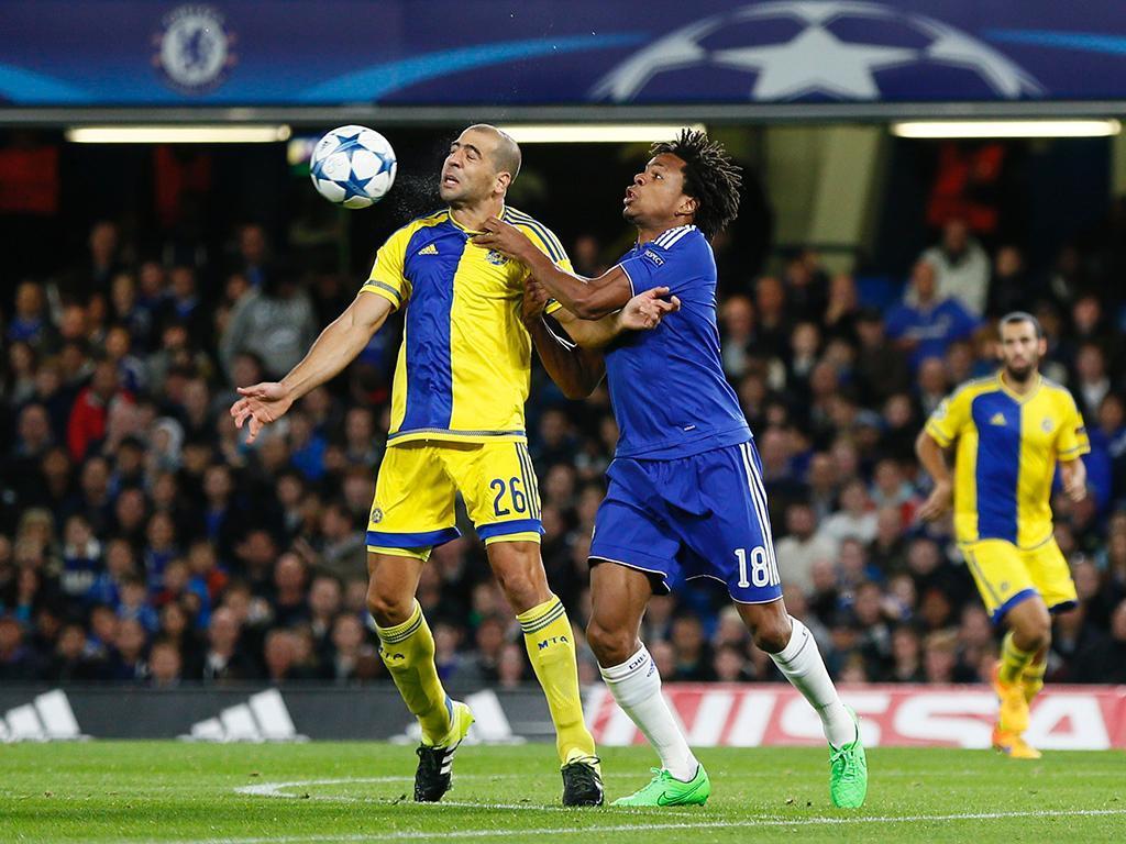 Chelsea-M. Tel Aviv (Reuters)