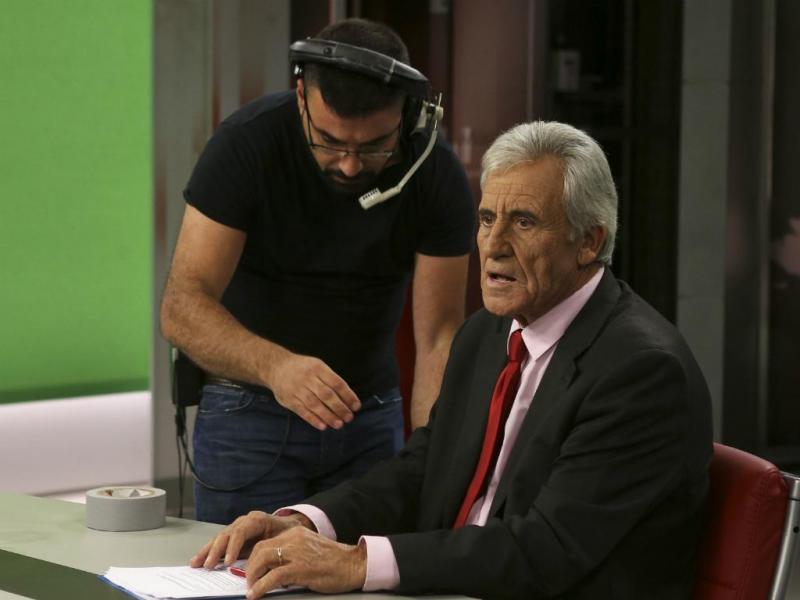 Jerónimo de Sousa e António Costa em debate