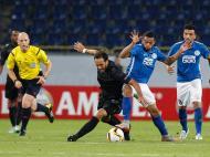 Dnipro vs Lazio (EPA)