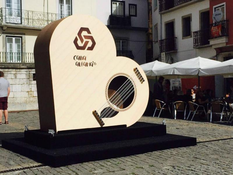 Festival Caixa Alfama (Reprodução/Facebook)