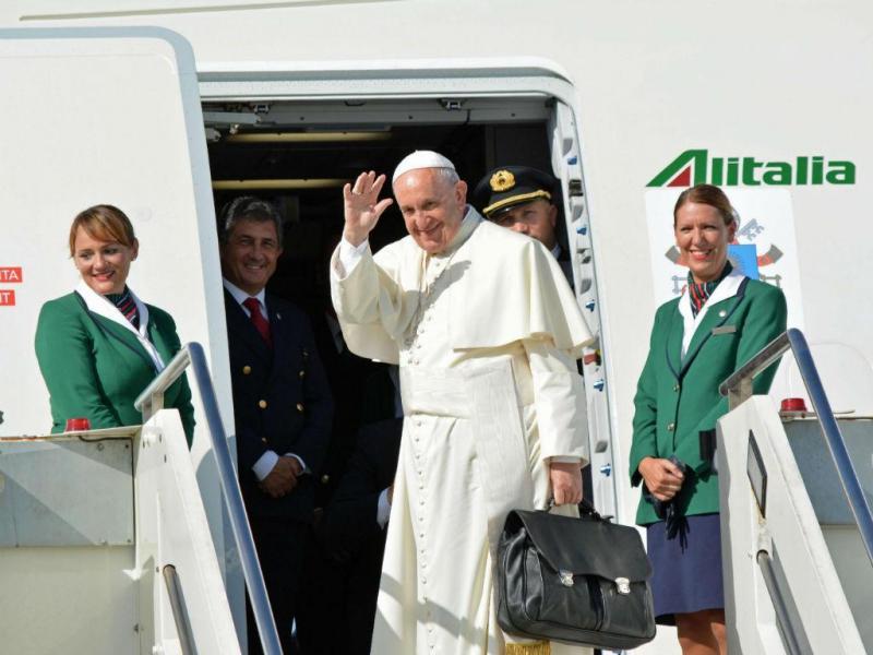 Papa Francisco visita Cuba