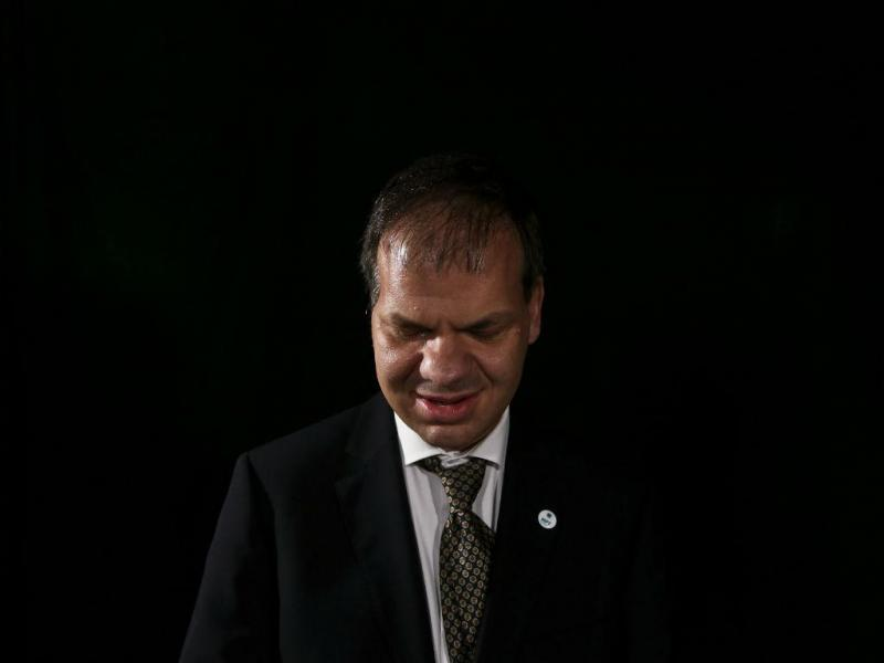 Manuel Ramos, Partido da Terra - MPT