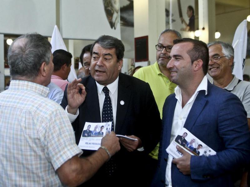 Marinho e Pinto, PDR (Homem de Gouveia/Lusa)