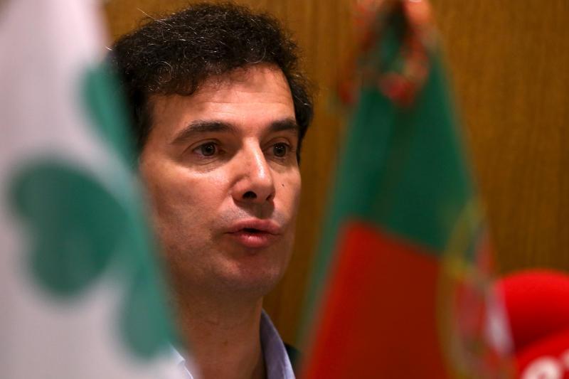 José Inácio Faria, MPT (Manuel de Almeida/Lusa)