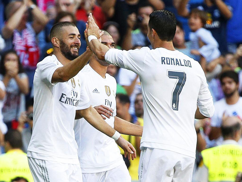 Real Madrid-Granada (Lusa)