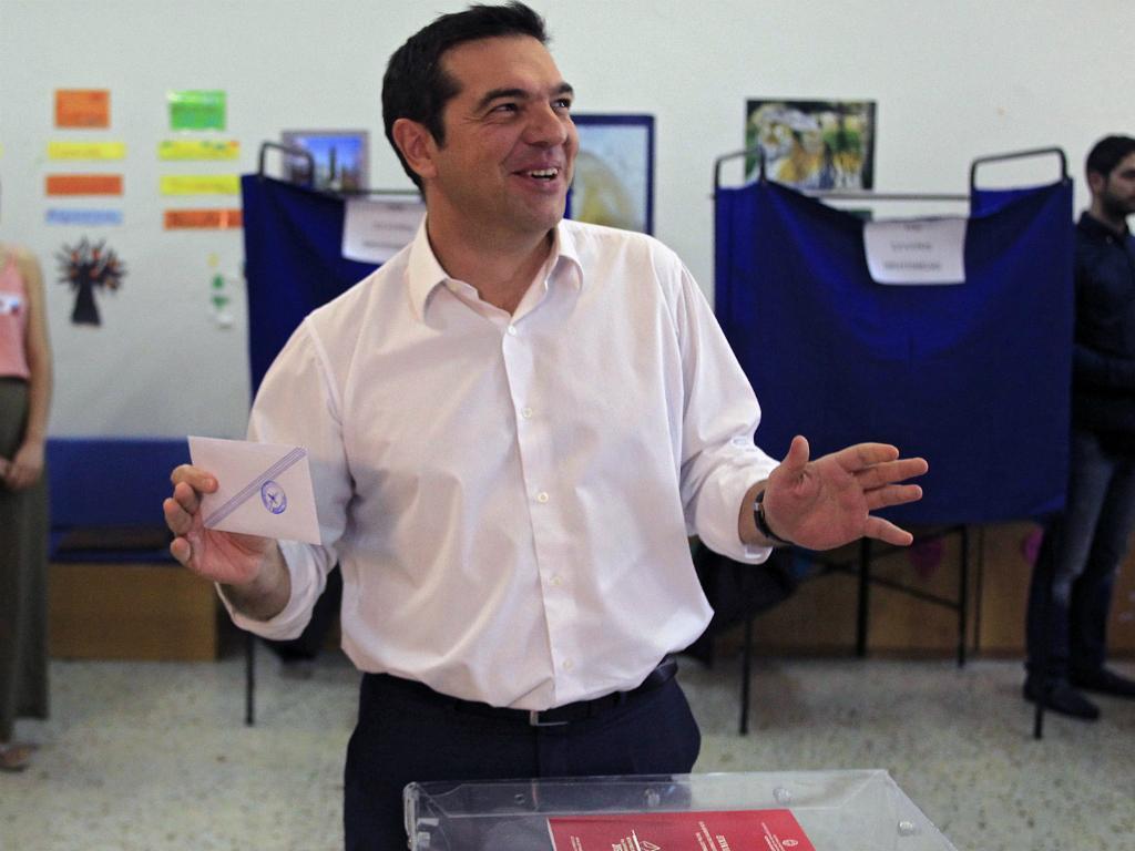 Eleições antecipadas na Grécia [Lusa]