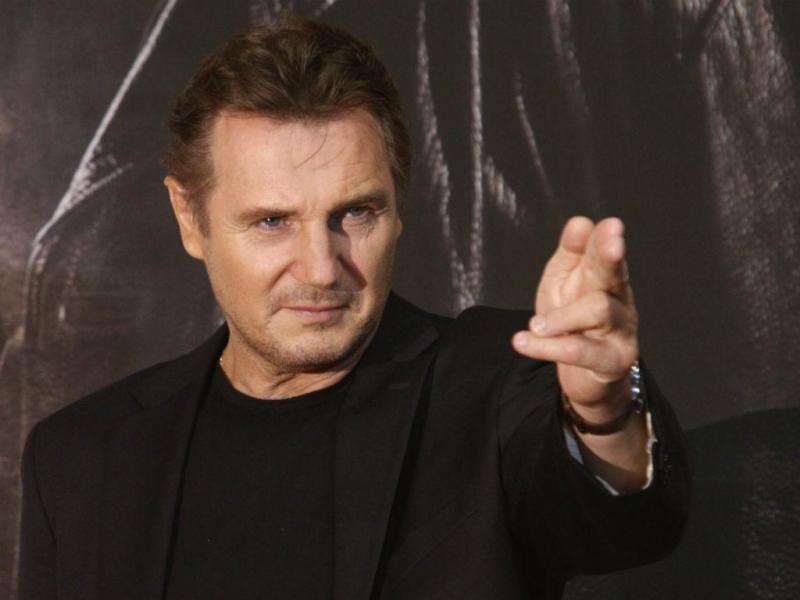 Liam Neeson [Fonte: Reuters]