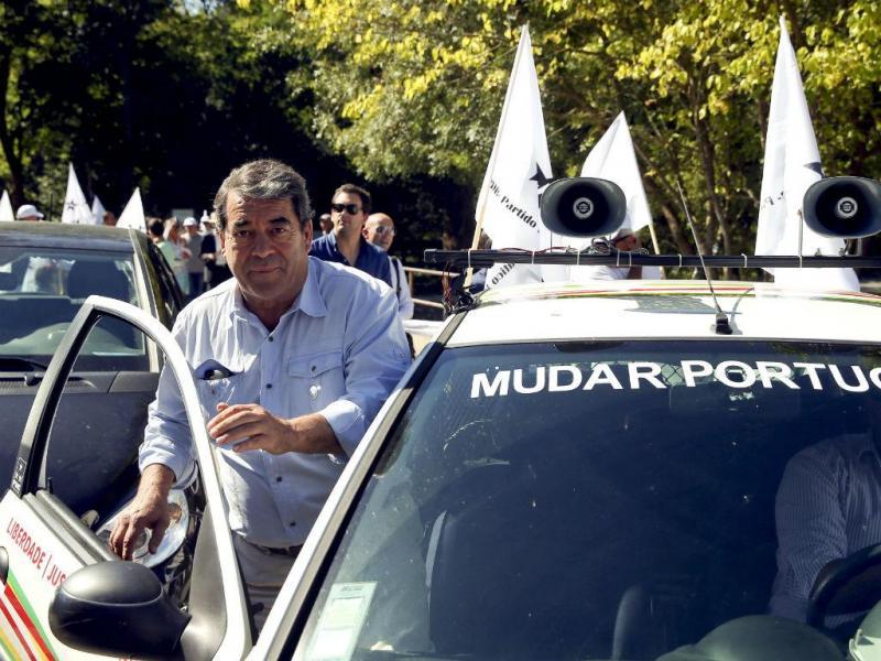 Marinho e Pinto visita Coimbra
