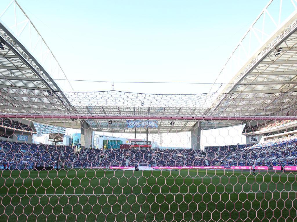 Estádio do Dragão (foto: Catarina Morais)