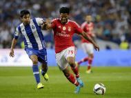 FC Porto-Benfica (Reuters)