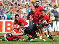 Tonga-Geórgia (Reuters)