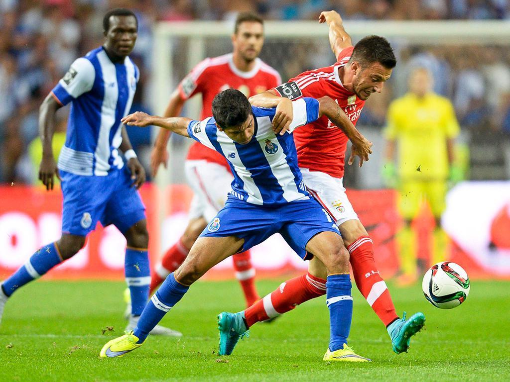 Fc Porto Benfica 1 0 Resultado Final Maisfutebol