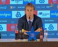«Dois jogadores do Benfica não deviam ter terminado o jogo»