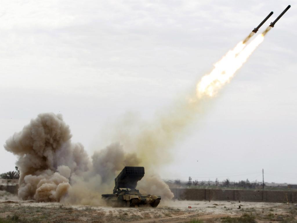 Rockets [Reuters]