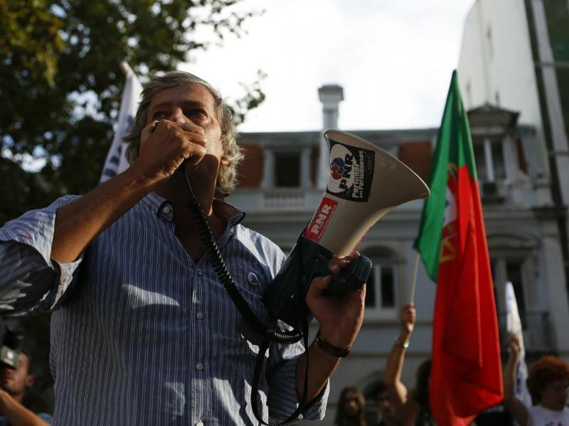Presidente do PNR, José Pinto-Coelho