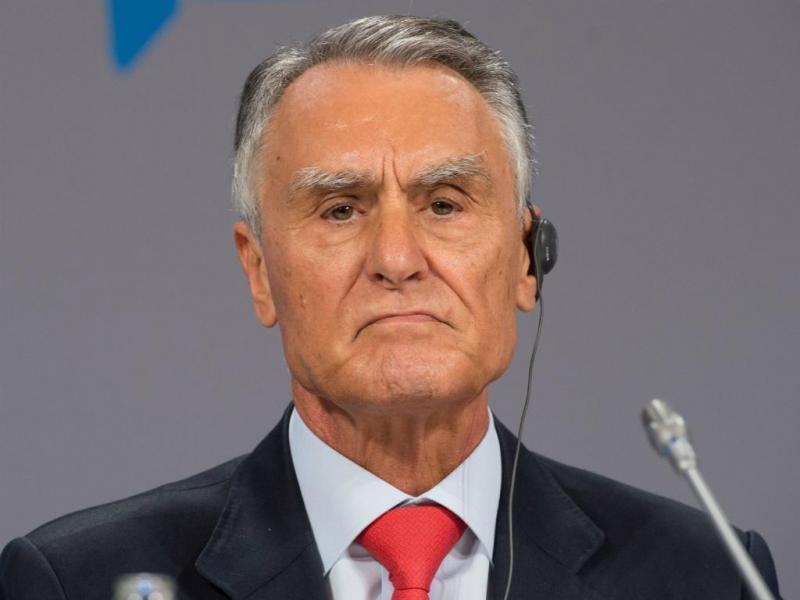 Cavaco Silva [Lusa]