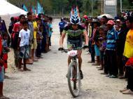 Tour de Timor: David Belo, 2º classificado (Luis Pedro Ferreira)