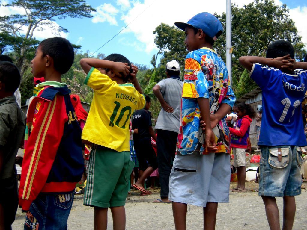 Tour de Timor: Laclubar (Luís Pedro Ferreira)