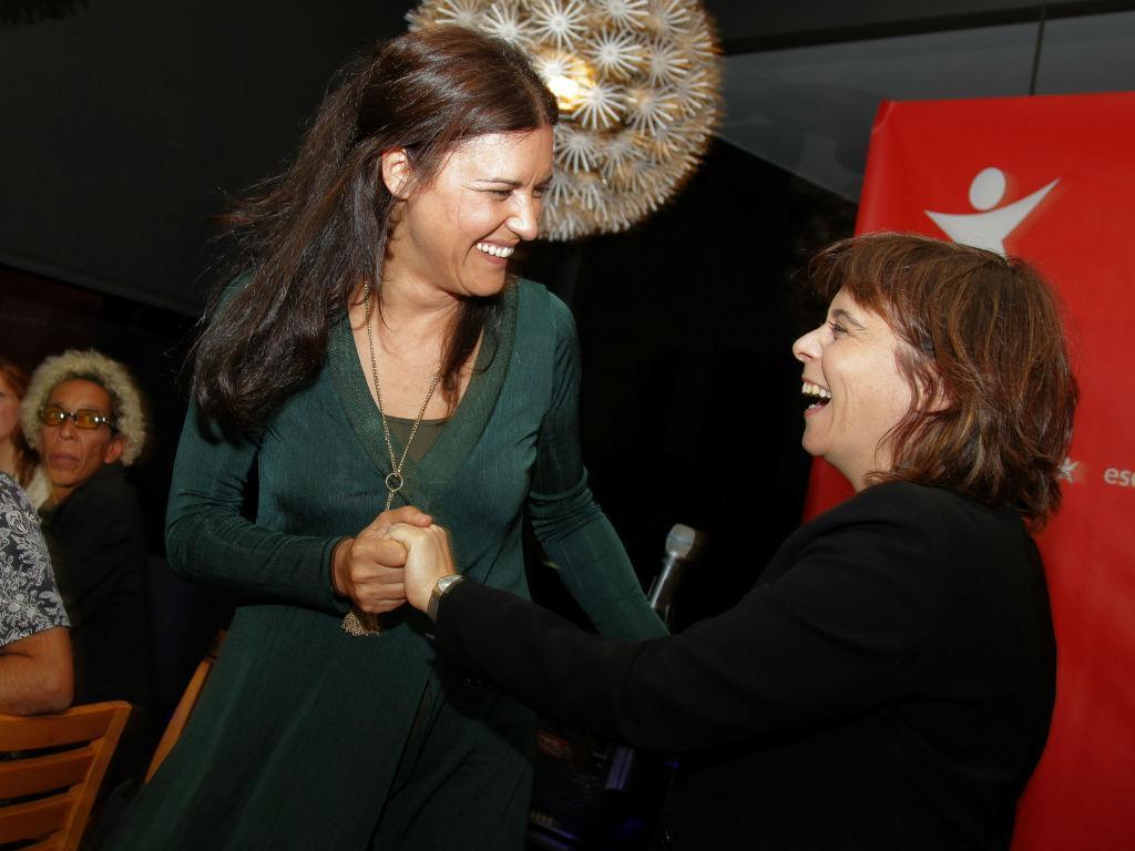 Marisa Matias e Catarina Martins [Lusa]