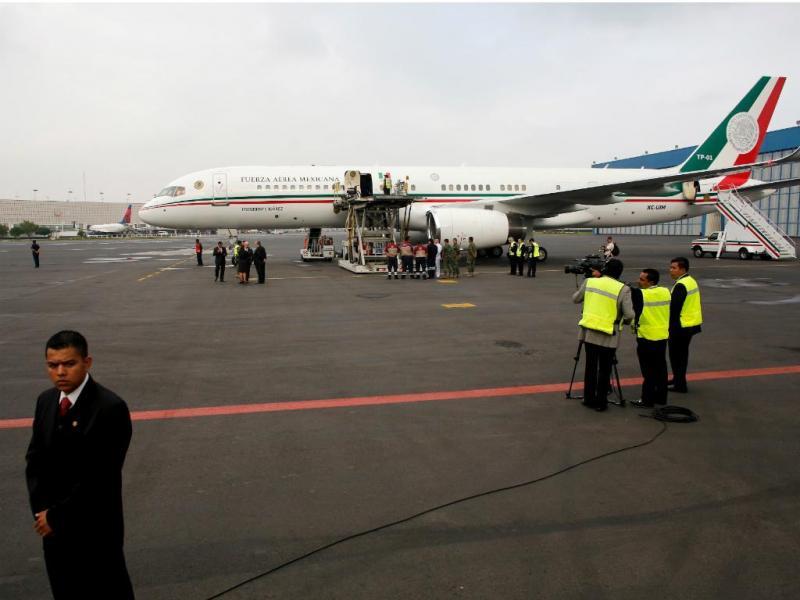 Turistas atacados no Egito chegam ao México