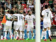 Real Madrid-Atletico Bilbao (Lusa)