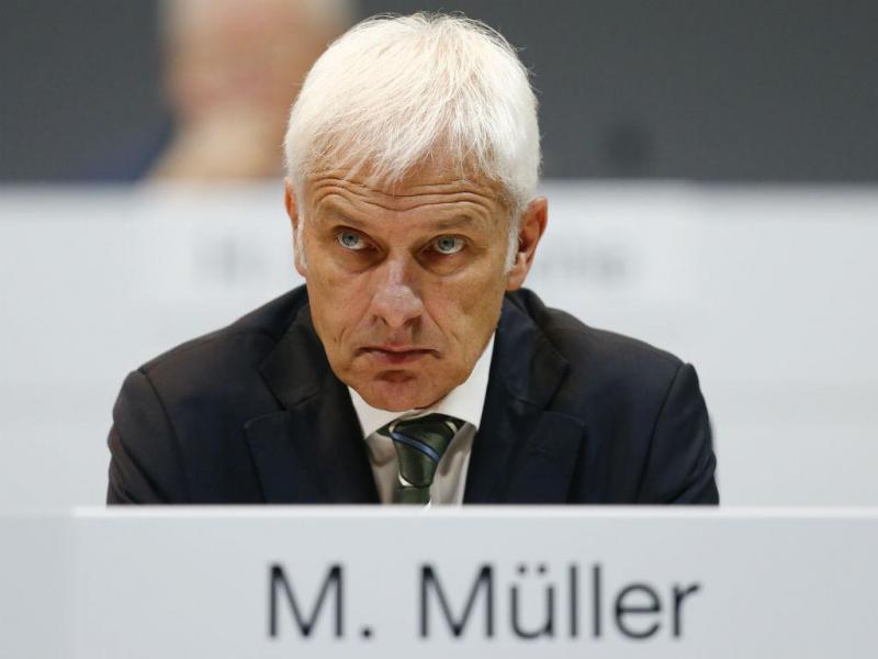 Matthias Muller [Reuters]