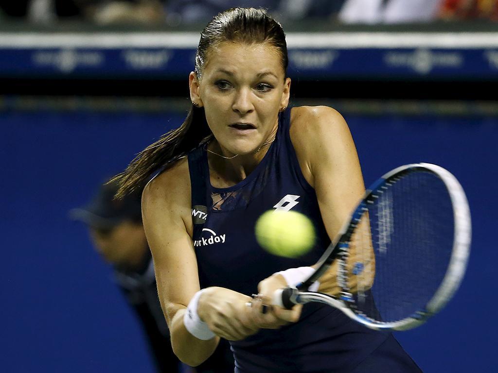 Pacific Open: Agnieszka Radwanska (REUTERS)