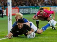 Mundial de Râguebi: Nova Zelândia vs Namíbia (REUTERS)