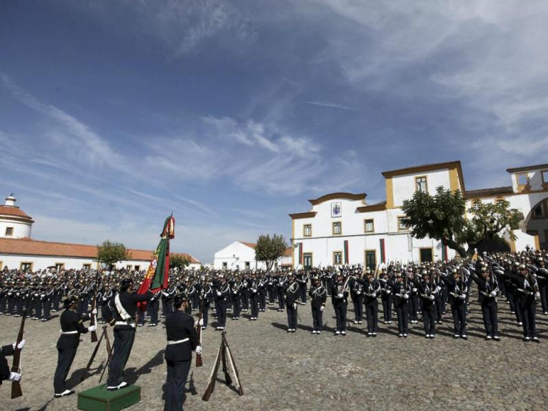 Anabela Rodrigues preside cerimónia de compromisso de honra da GNR