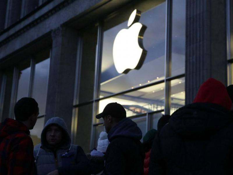 Filas para comprar novo iPhone 6s (Lusa/EPA)