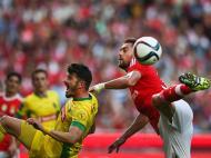 Benfica-Paços de Ferreira (LUSA/ Mário Cruz)