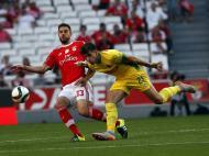 Benfica-Paços de Ferreira (REUTERS/ Hugo Correia)