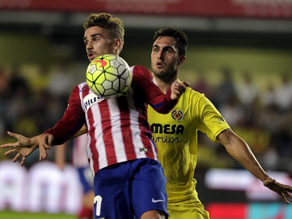 Villarreal-Atlético Madrid (REUTERS/ Heino Kalis)