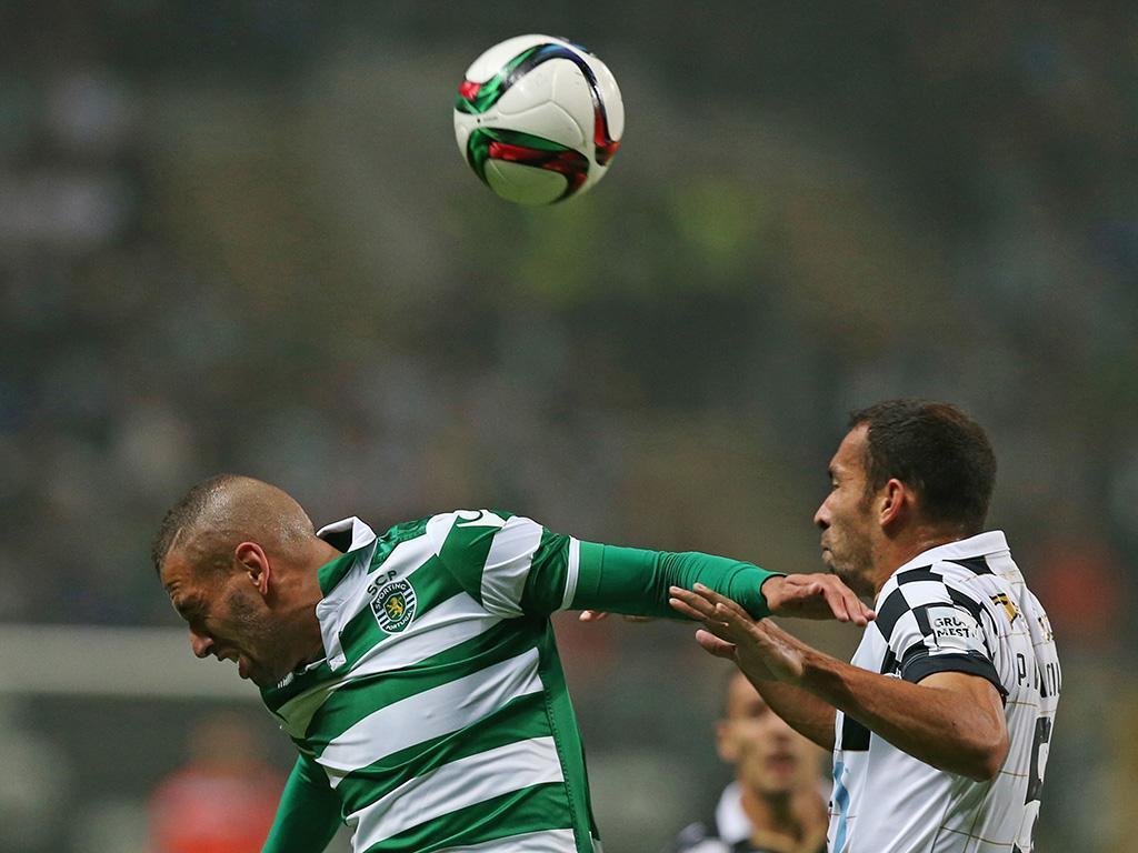 Boavista-Sporting (LUSA/ José Coelho)