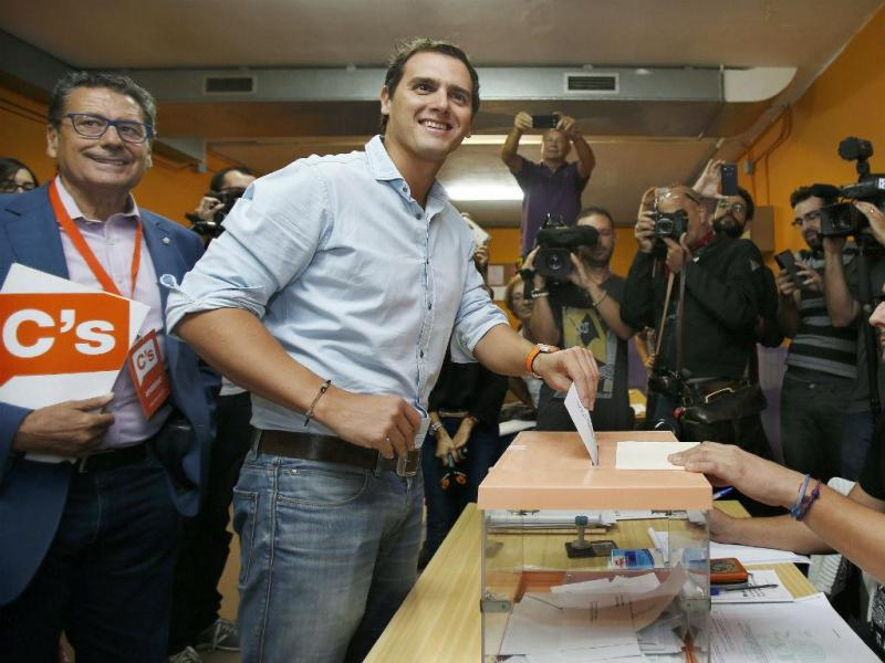 Eleições na Catalunha