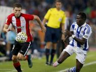 Real Sociedad-Athletic Bilbao (Lusa)