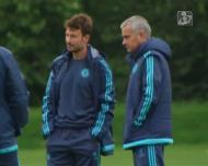 José Mourinho e Iker Casillas voltam a reencontrar-se