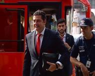 Benfica a caminho de Madrid com 22 jogadores