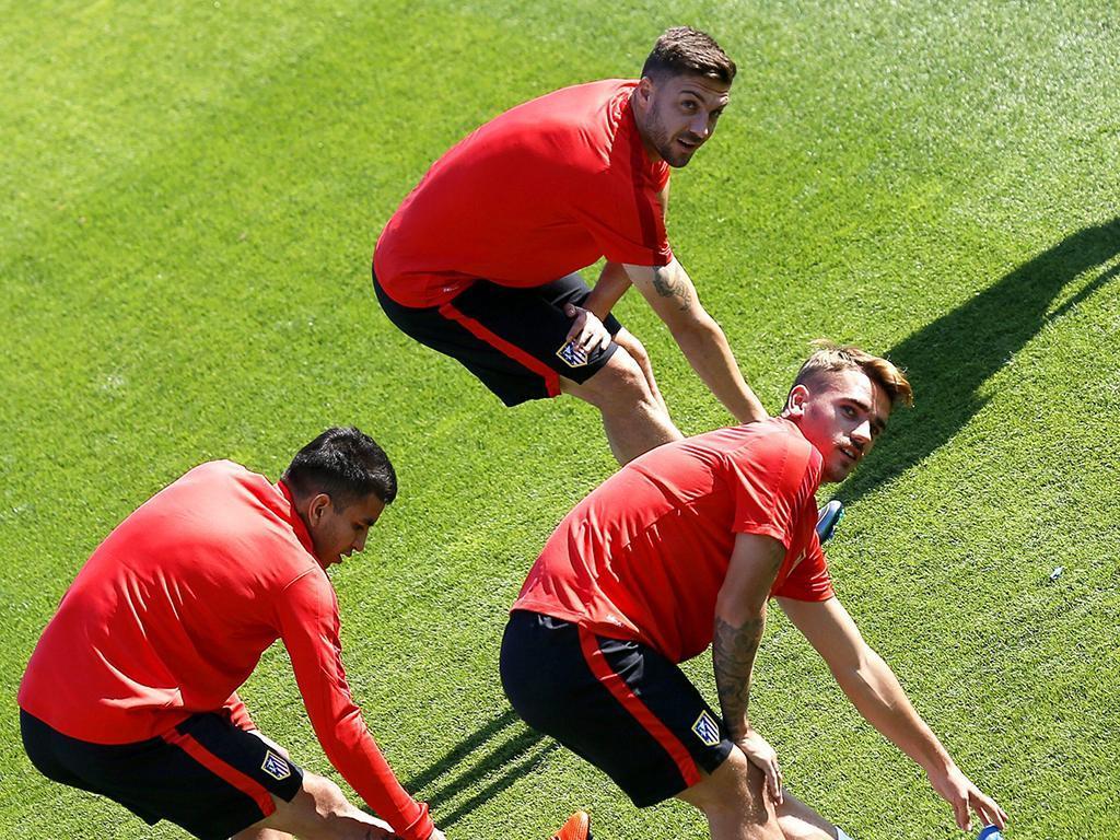 Atlético Madrid (Lusa)